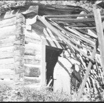 Image of 3473 - Ranger cabin, North River, Radiant Lake