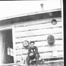 Image of 1939 - Yves Nadon at Gillies Camp