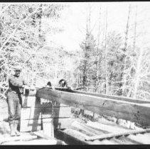 Image of 3493 - Zeph Nadon at Lavielle Creek Dam