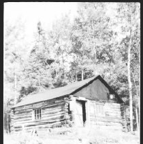 Image of 3497 - Ranger Cabin at Lake Lavielle