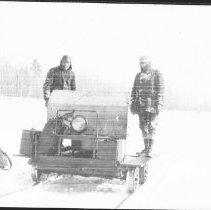 Image of 3503 - Zeph Nadon and Stewart Brown at Radiant Lake