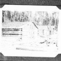 Image of 3536 - Lumber Camp Near Found Lake