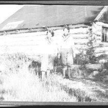 Image of 1920's - Cabin on Joe Lake