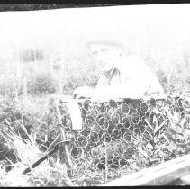 Image of 1925 - Live-Trap for Beaver