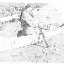 Image of 3579 - Birch Bark Canoe