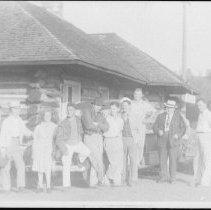 Image of c. 1940 - Joe Lake Station