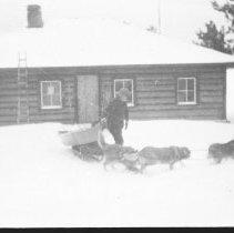 Image of 3597 - J.R. Boyle's Dog Team at Brent