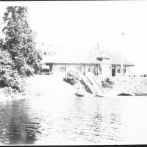 Image of 3611 - Algonquin Park Station, Cache Lake