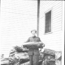 Image of 1927 - Bellboy at the Highland Inn