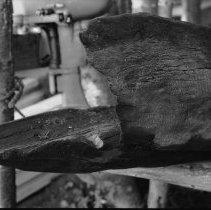 Image of 1977 - Wooden Artifact