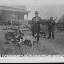 Image of 3718 - John McGuey and Dennis McGuey at Basin Lake Farm