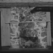 Image of 3774 - Fireplace at the Nominigan Lodge