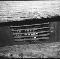 Image of 3782 - Heating Grate at the Nominigan Lodge