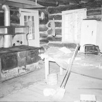 Image of 1977 - The Kitchen at the Nominigan Lodge