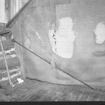 Image of 3807 - Stabilization Rods in a Bedroom at the Nominigan Lodge