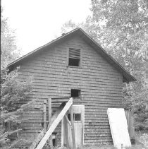 Image of 3840 - Icehouse, Behind the Nominigan Lodge