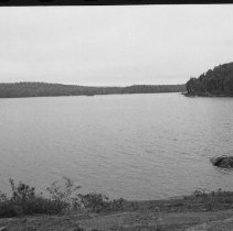 Image of 3875 - View of Smoke Lake from Nominigan Point
