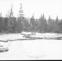 Image of 3948 - Trout Fishing in the Opeongo River