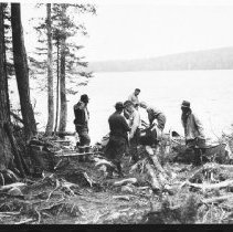 Image of 3952 - Portage From Red Rock Lake to Opeongo Lake