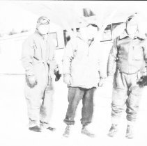 Image of 4009 - Three of Algonquin Park's Pilots
