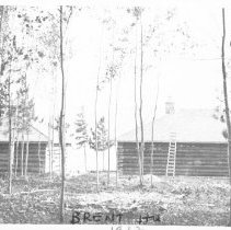 Image of 1932 - Forestry Headquarters at Brent