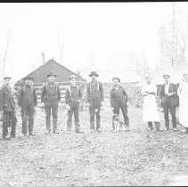 Image of 1908 - Huntsville Lumber Company
