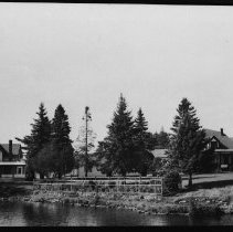 Image of 4097 - Superintendent's Residence, Office, and Staffhouse at Cache Lake