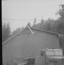 Image of 4100 - Moving a House from Cache Lake to Clarke Lake
