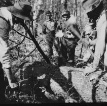 Image of 1940 - Two Man Chain Saw