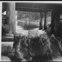 Image of 4135 - Dam at Shirley Lake