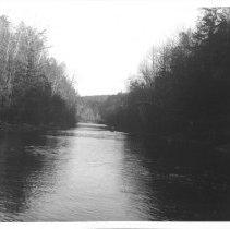 Image of 4224 - View Looking Down the Petawawa River