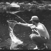 Image of 4405 - Fishing for speckled trout, 1977.