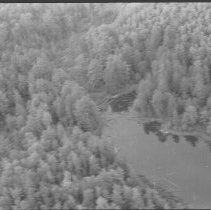 Image of 8 Aug. 1977 - Mouth of McKaskill Lake