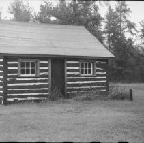Image of 4768 - Garage at Basin Lake Gate