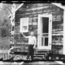 Image of 4778 - Ranger Cabin at High Falls on the Nipissing River