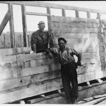 Image of 4784 - Work gang at Brule Lake