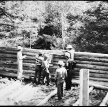 Image of 4798 - Pioneer Logging Exhibit