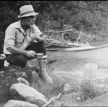 Image of 4831 - Otto Markworth, Cranberry (Canisbay) Lake