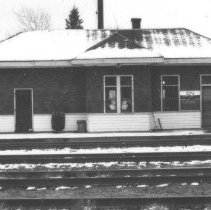 Image of 4968 - C.N.R. Station at Brent,