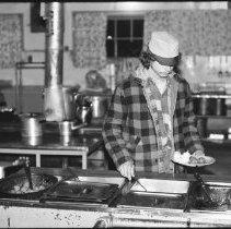 Image of November 1979 - McRae Lumber Co. staffhouse