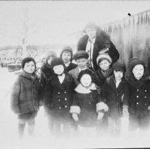 "Image of 5055 - ""Aunt Mollie's Sunday School Class (Canoe Lake)"