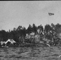 Image of 5064 - The original Camp Ahmek, Canoe Lake