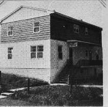Image of 5096 - The office of the Staniforth Lumber Co., built in 1953