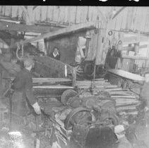 Image of 5115 - Inside Staniforth's mill at Kiosk