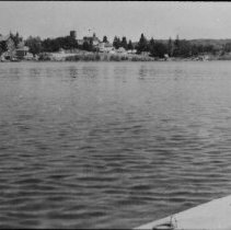 Image of 5185 - The Highland Inn and other buildings at Cache Lake