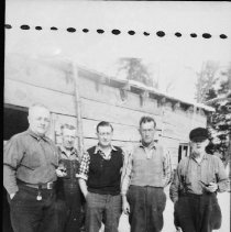 Image of 5239 - Some of Staniforth's employees