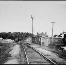Image of 5256 - The railway station