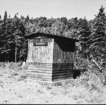 Image of 5278 - Women's pit privy