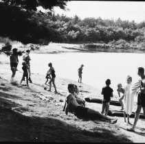 Image of 1960 - On the beach