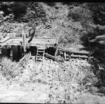 Image of 5326 - Dam at Shirley Lake